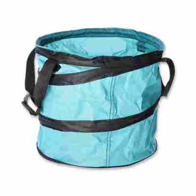Gartenabfallsack-Set blau, 2-teilig