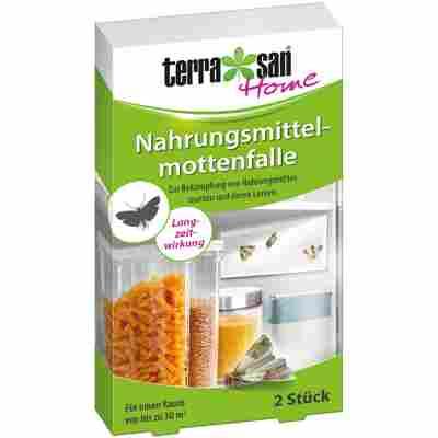 terrasan Home Nahrungsmittelmotten-Falle 2 Stück