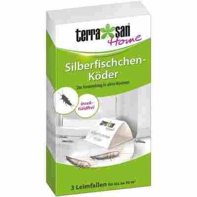 terrasan Home Silberfischchen-Köder 3 Stück