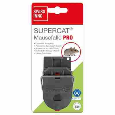 Mausefalle 'SuperCat' Pro mit Naturköder