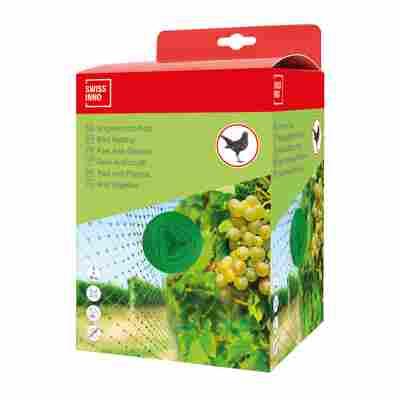 Vogelschutznetz 'Natural Control' grün 4 x 10 m