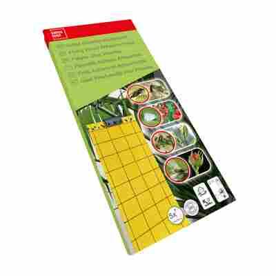 Insekten-Klebetafeln gelb 5 Stück