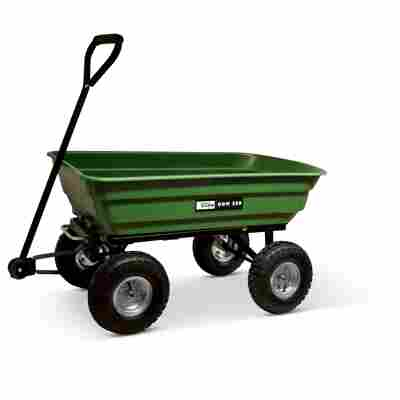 Gartenwagen 'GGW 250' grün 110 x 50 x 91 cm