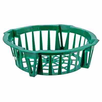 Zwiebelpflanzschalen Kunststoff grün Ø 22 cm 3 Stück