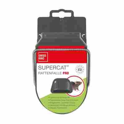 Rattenfalle 'SuperCat' grau