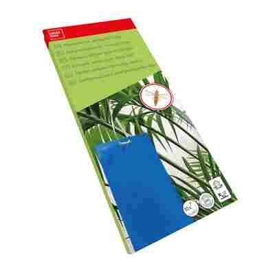 Insekten-Klebetafeln für geflügelte Thrips blau 10 Stück