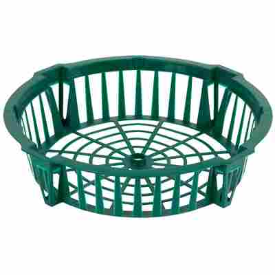 Zwiebelpflanzschale Kunststoff Ø 30 cm 3 Stück, grün