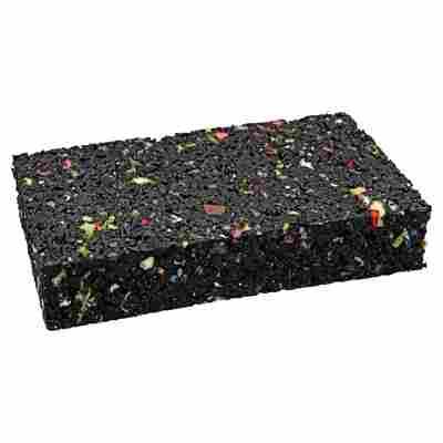 Auflagepads schwarz 10 x 6 x 2 cm 20 Stück