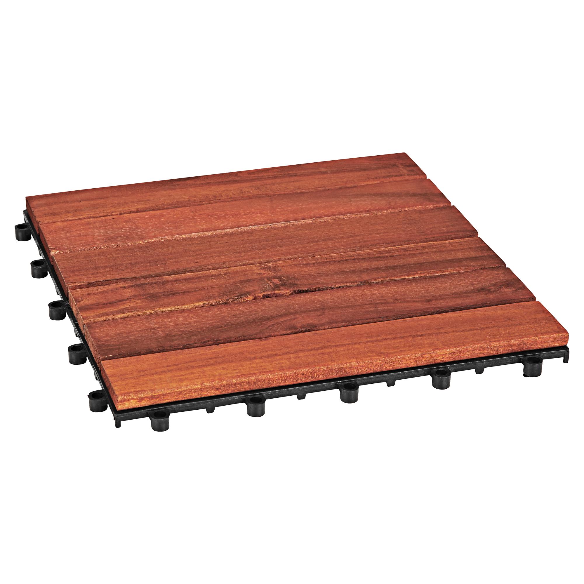 Wpc Fliesen 50x50: Holzfliesen Klicksystem 50x50. Awesome Terrassen