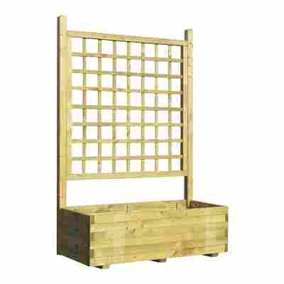 Pflanzkasten Holz KDI grün 125 x 183 x 53 cm