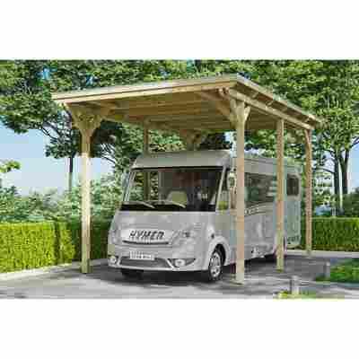 Caravan-Carport 'Emsland' 404 x 604 cm unbehandelt