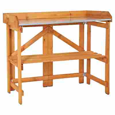 Pflanztisch Holz 84,5 x 43,5 cm x 88 cm