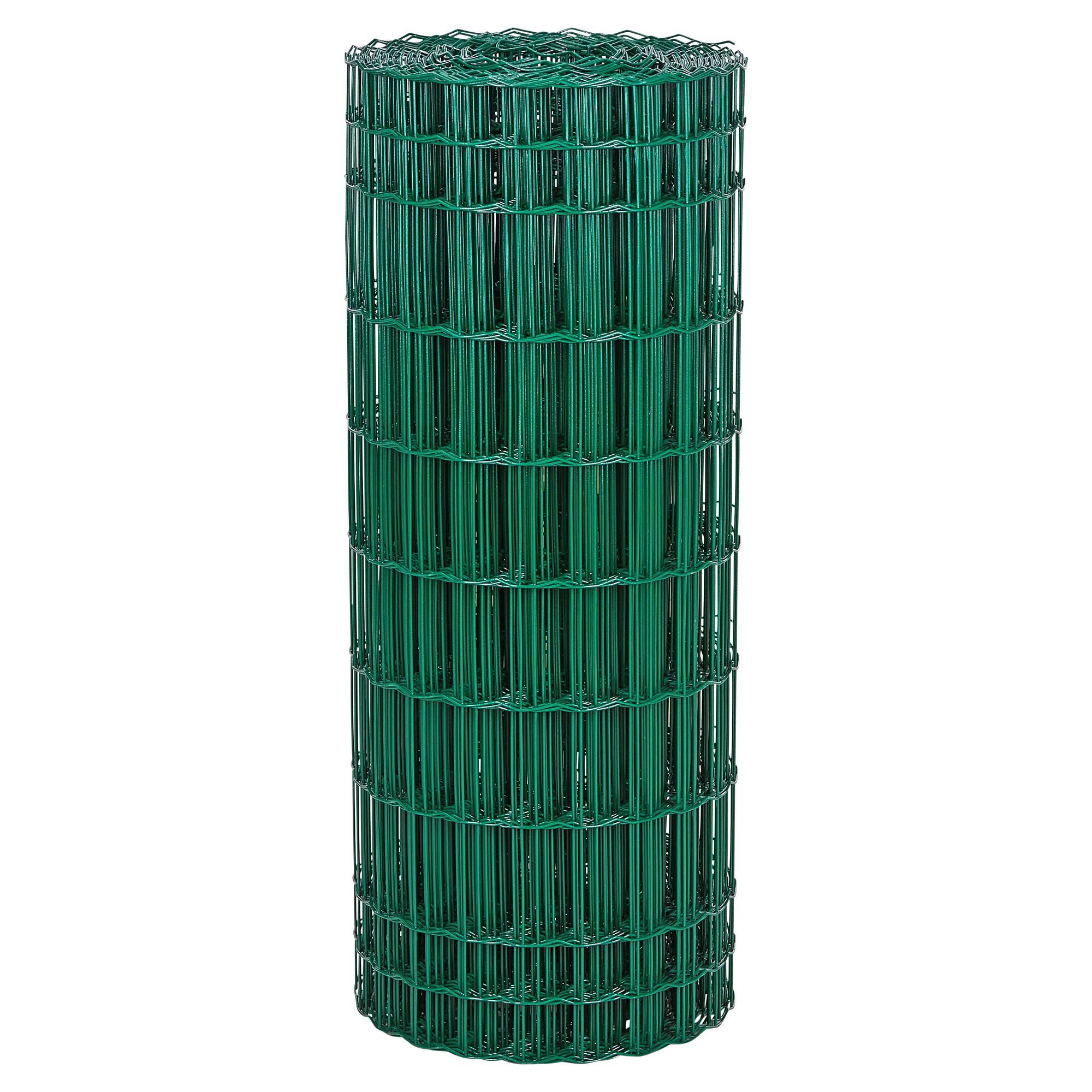 Zaun Jaditor Eisen Kunststoff Grun 2500 X 80 Cm ǀ Toom Baumarkt