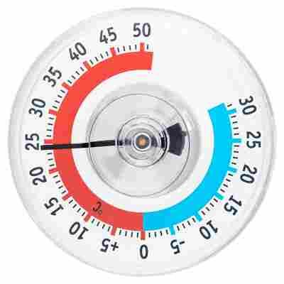 """Fensterthermometer """"Twatcher"""" Ø 8 cm"""