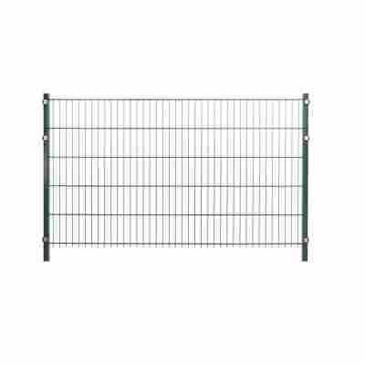 Einstabmattenzaun grün 200 x 180 cm