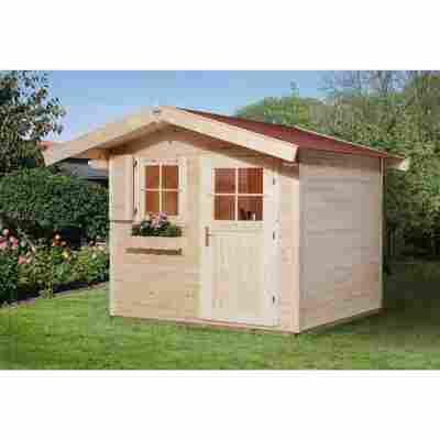 Schleppdach für Gartenhäuser