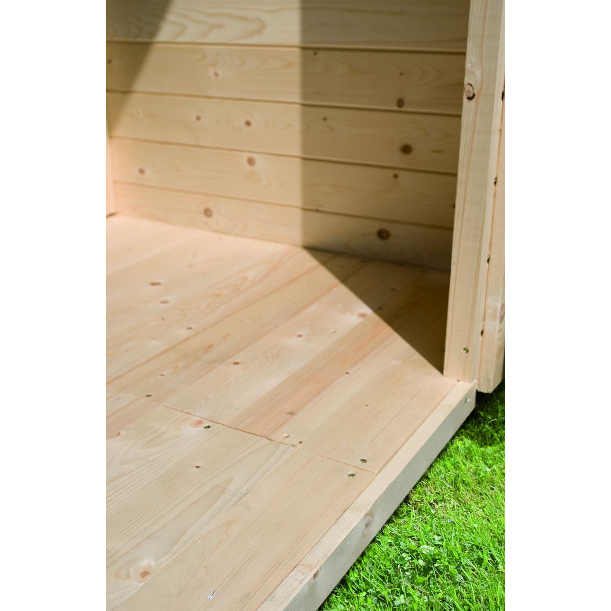 Konifera Fußboden für Gartenhäuser (BxT: 238 x 242 cm)