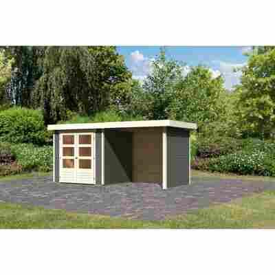 Gartenhaus 'Dornhan 2' Set 2 455 x 217 x 211 cm terragrau