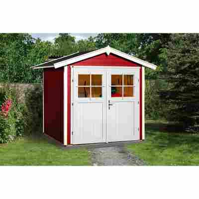 Gartenhaus '224' schwedenrot 209 x 235 x 227 cm