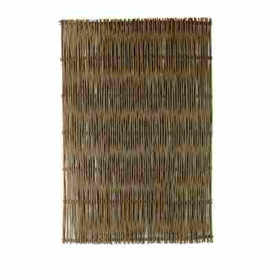 Sichtschutzzaun 'Skagen' naturfarben 120 x 180 cm
