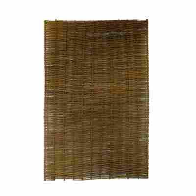 Sichtschutzzaun 'Toulouse' naturfarben 120 x 180 cm