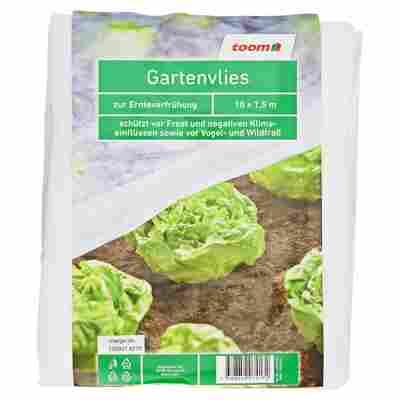 Gartenvlies 17 g/m² weiß 150 x 1000 cm