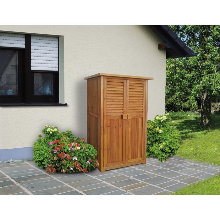 Weka Balkon Und Terrassenschrank 88 X 50 X 160 Cm ǀ Toom Baumarkt