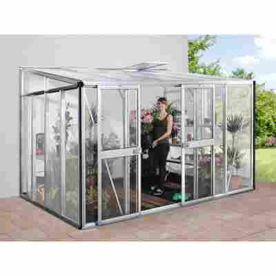 Pavillon-Nachrüstsatz 'Helena 7000' weiß