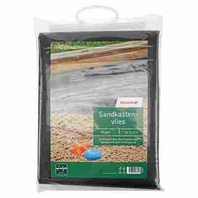 Sandkastenvlies 90 g/m² schwarz 200 x 200 cm