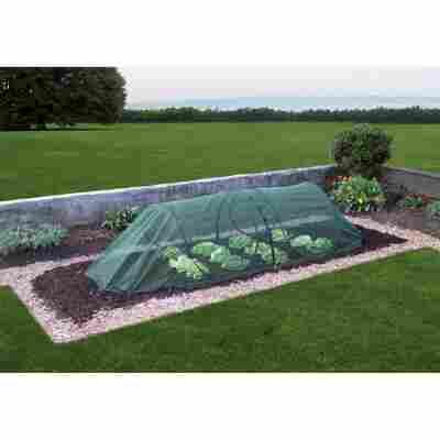 Frühbeettunnel, grün, 80 x 60 x 250 cm