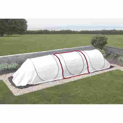 Verlängerung für Planzenschutztunnel weiß 150 x 80 x 110 cm