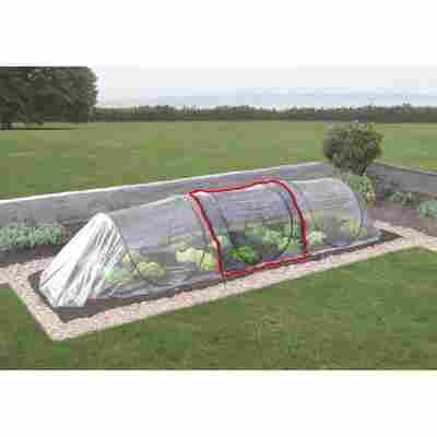 Frühbeettunnel-Verlängerung, transparent, 110 cm