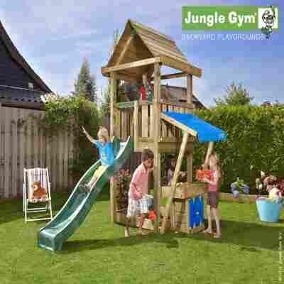 Spielturm Jungle House & Kaufmannsladenanbau