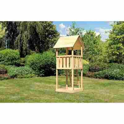 Spielturm 'Lotti' naturbelassen