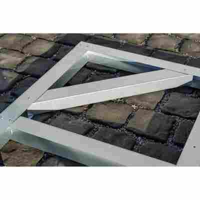 Fundamentrahmen für Gerätehaus 'Skillion S84' 113 x 234 cm