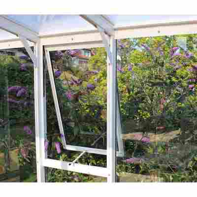 Seitenfenster für Gewächshaus 'Athena/Aphrodite' weiß 87,6 x 55,4 cm