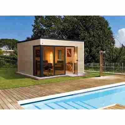 Gartenhaus 'Cubilis' 380 x 300 cm x 249 cm