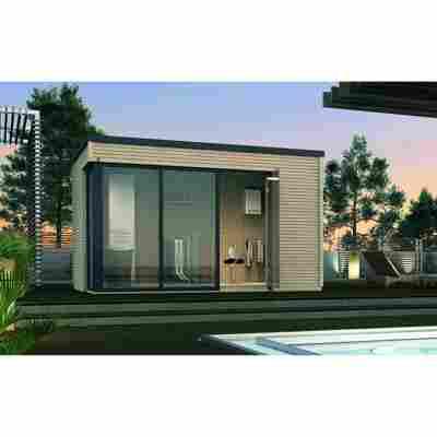 Gartenhaus 'Cubilis' 380 x 380 cm x 249 cm