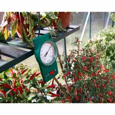 Min-Max-Thermometer für Gewächshäuser