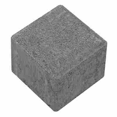 Rasengitterfüllstein 8,3 x 8,3 x 8 cm anthrazit