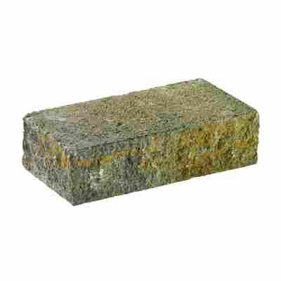Mauerstein 'Spaltino' 48 x 24 x 12,5 cm muschelkalk