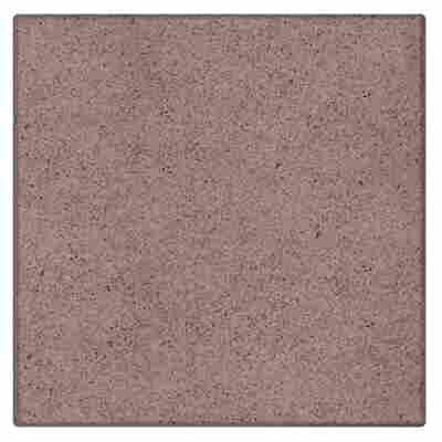 Betonplatte 'i-Trend' granit-rot 40 x 40 x 5 cm