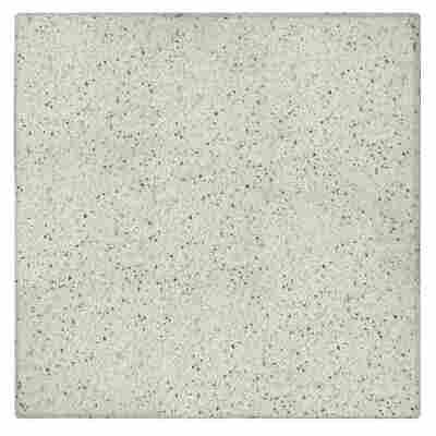 Betonplatte 'i-Trend' granit-weiß 40 x 40 x 5 cm