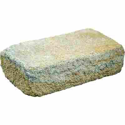 Mauerstein 'Spaltino Antik' 48 x 24 x 12,5 cm muschelkalk