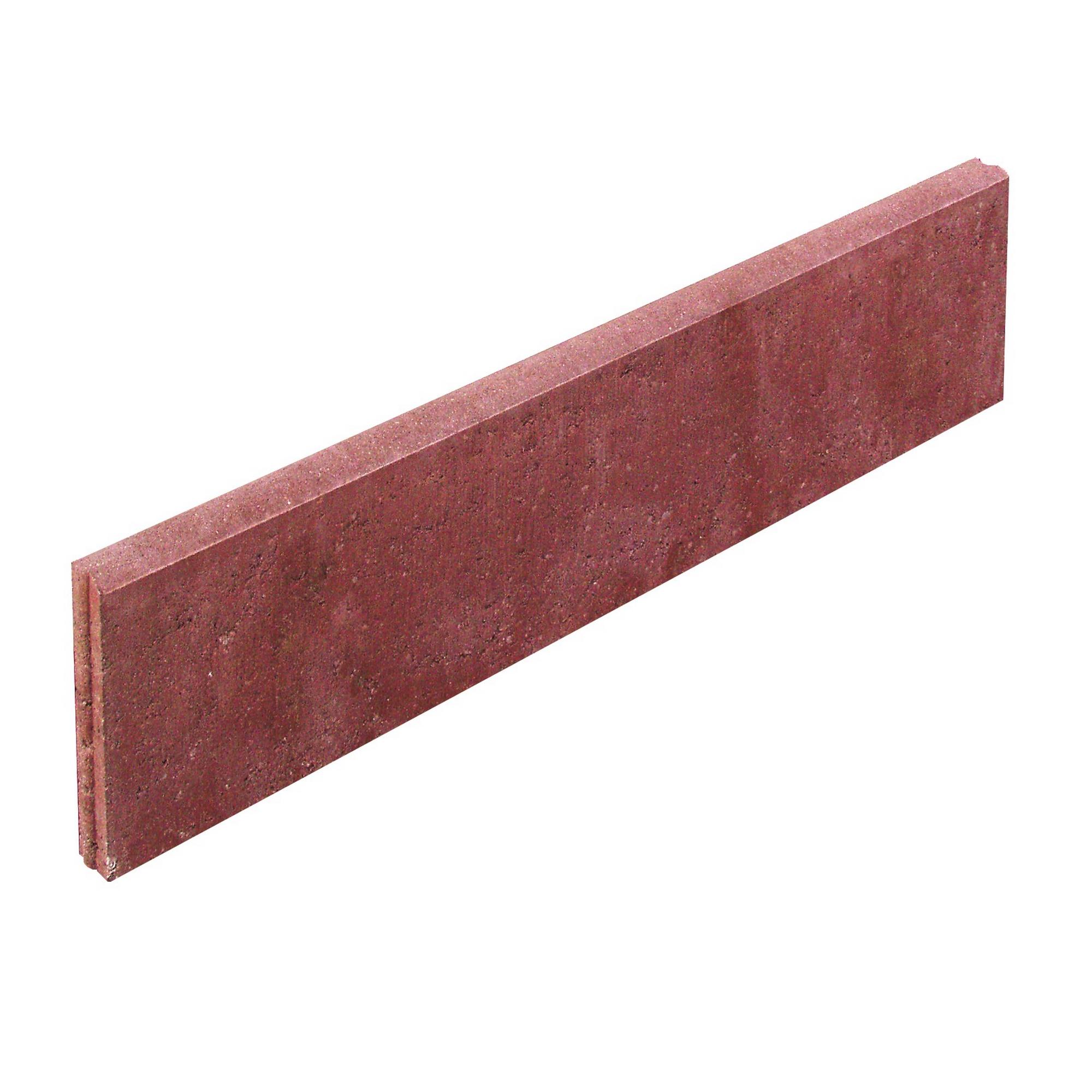lusit lusit rasenborde rot 5 x 25 x 100 cm toom baumarkt. Black Bedroom Furniture Sets. Home Design Ideas