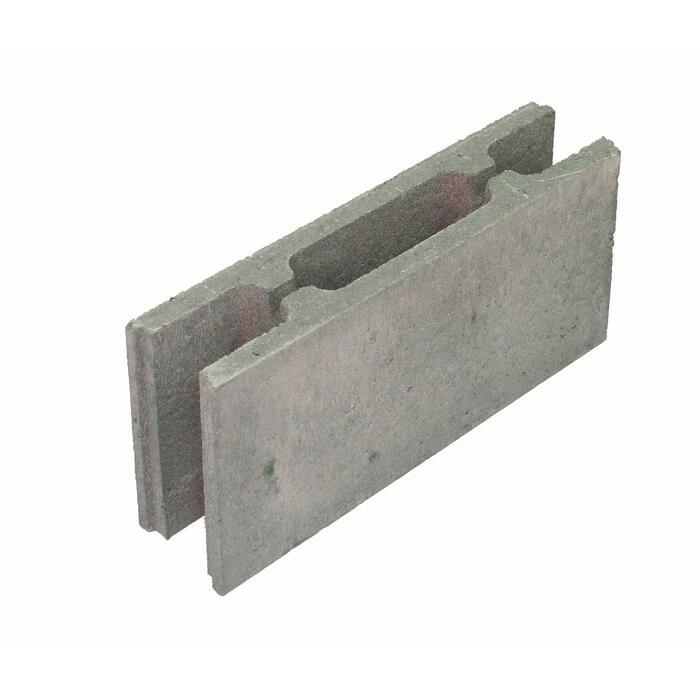 Lusit Schalungsstein 50 X 11 5 X 25 Cm Grau ǀ Toom Baumarkt