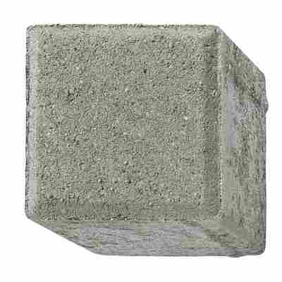 Pflasterstein 10 x 10 x 8 cm grau