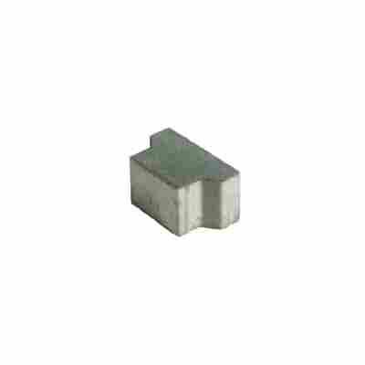 Doppelverbundpflaster Randstein grau 10 x 16,5 x 8 cm