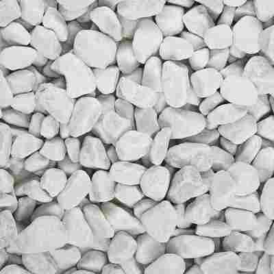Marmorkies weiß 15/25 mm 25 kg
