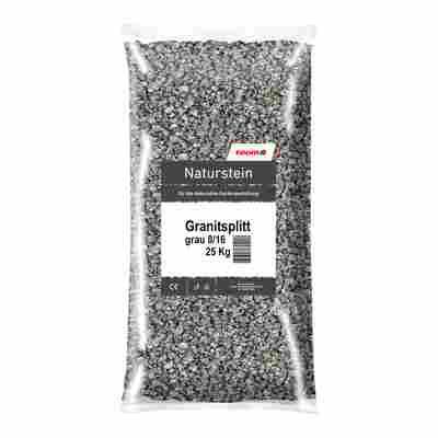 Granitsplitter 8/16 mm 25 kg grau